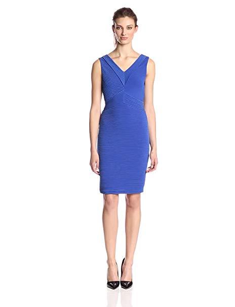 Calvin Klein Women S Sleeveless V Neck Dress Review
