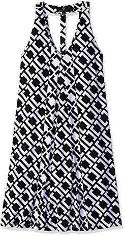 Ronni Nicole Women's Printed Shift Dress